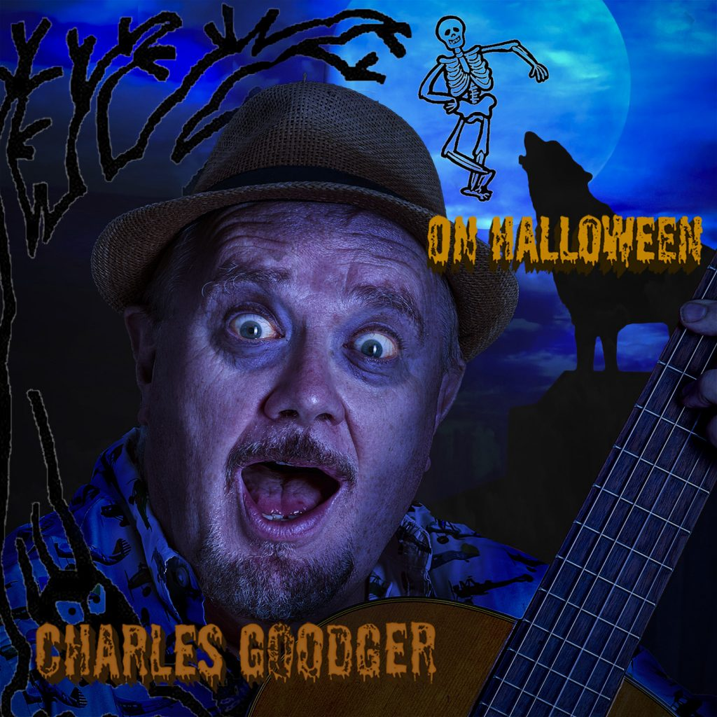 On Halloween digital single cover