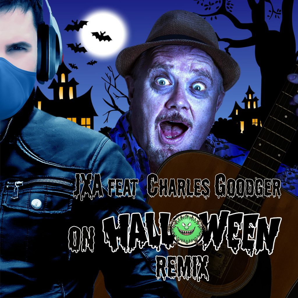 ord label cover for On Haloween remix